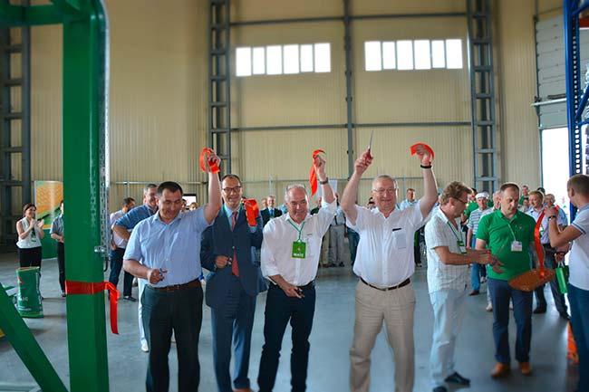 Компания МАИС открыла новый завод семян