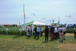 Компанія Маїс взяла участь у виставці «Міжнародні дні поля в Україні»