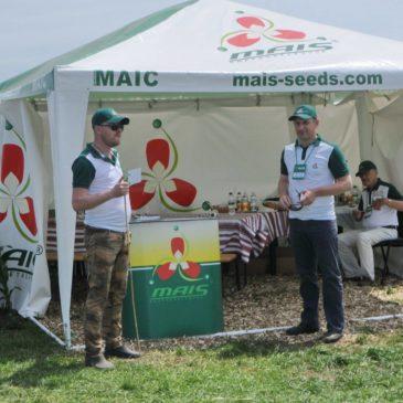 Компания МАИС приняла участие в выставке «Международные дни поля в Украине»
