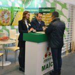 Нові гібриди кукурудзи представила Компанія Маїс на галузевих виставках